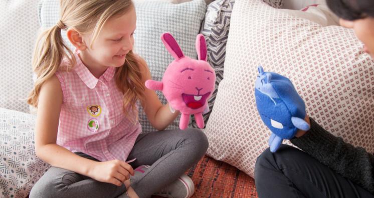 Yai-ya's Toys puppets lifestyle