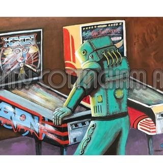 Pinball Wizard Post Card 2 Danny Cottingham.png