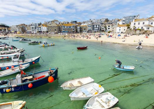 Guided Tours of St Ives ...click again for more information