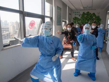 חולים בוירוס הקורונה נעזרים בבא דואן ג'ין