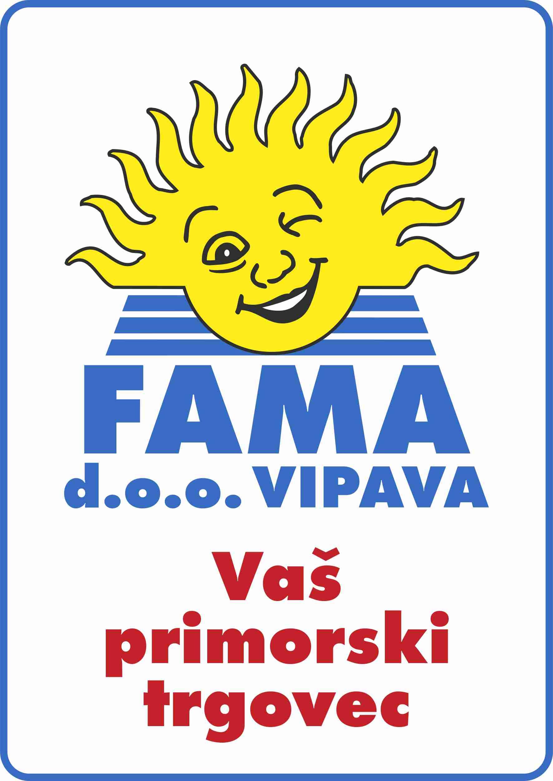 FAMA OGLAS VAS TRGOVEC