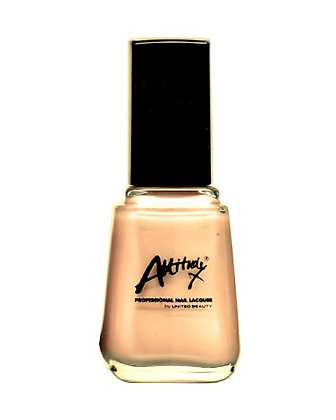 Nude Avenue 14ml Nail Polish by Attitude