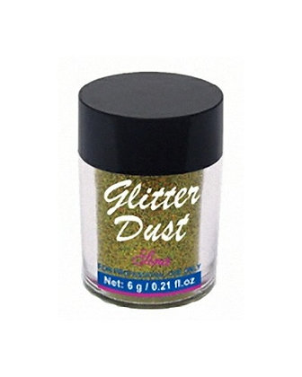 6g Glitter Dust - Two-Tone Yellow