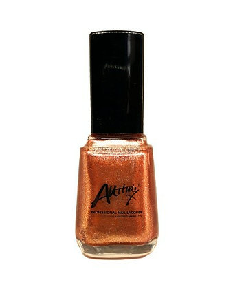 Guilded Beauty 14ml Nail Polish by Attitude