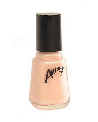 Peaches & Cream 14ml Nail Polish by Attitude