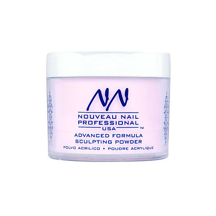 57g (2oz) SOFT PINK Acrylic Powder (Polymer) by Nouveau Nail