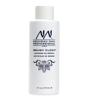 118ml Brush Cleaner by Nouveau Nail