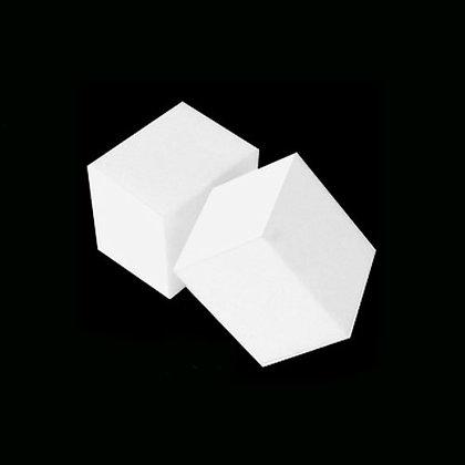 10-Pack Mini-White Buffing Blocks (fine grit)