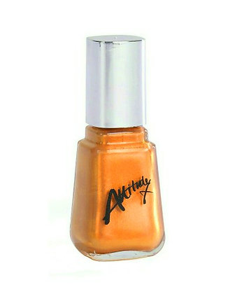 Blazing Bronze 14ml Nail Polish by Attitude