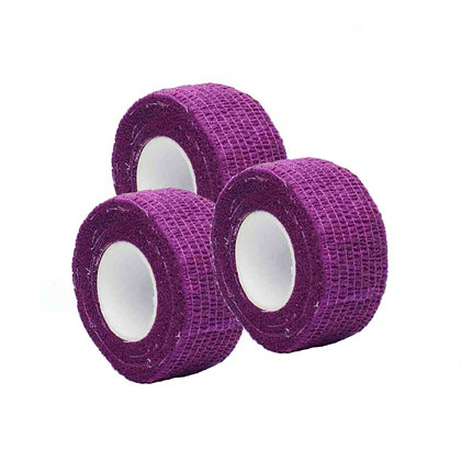 3-Pack Purple Protective Finger Tape
