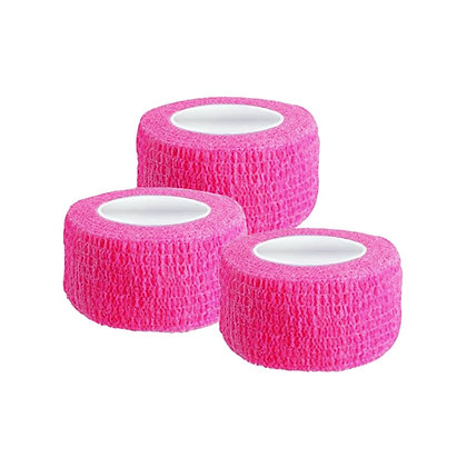 3-Pack Pink Protective Finger Tape