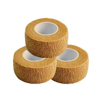 3-Pack Nude (Beige) Finger Protective Tape