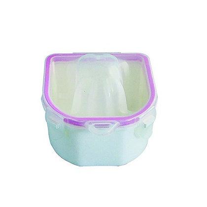Pink Acetone-Proof Thermal Soaking Bowl