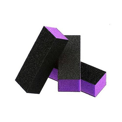 10-Pack Purple Buffing Blocks (coarse grit)