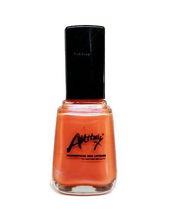 Perfect Peach 14ml Nail Polish by Attitude