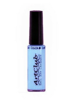 7ml (0.25oz) Nail Art Striper - Sky Blue