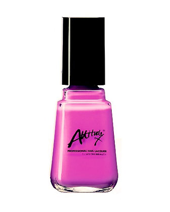Pink Provocateur 14ml Nail Polish by Attitude