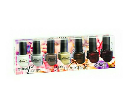 Untamed Luxury 7-pcs Collection by Color Club
