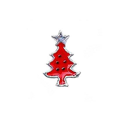 Christmas Tree Nail Art Gem