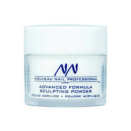 20g WHITER WHITE Acrylic Powder (Polymer) by Nouveau Nail