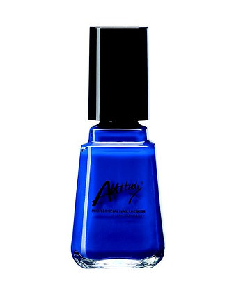Boho Blue 14ml Nail Polish by Attitude