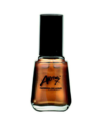 Golden Skyline 14ml Nail Polish by Attitude