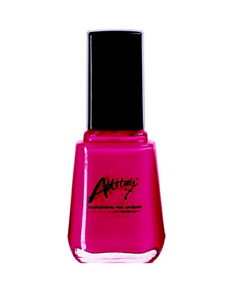 Gossip Queen 14ml Nail Polish by Attitude