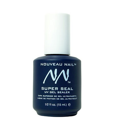 15ml Super Seal Top Coat by Nouveau Nail