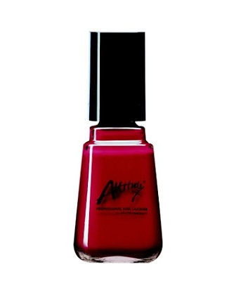 Glamour Girl 14ml Nail Polish by Attitude