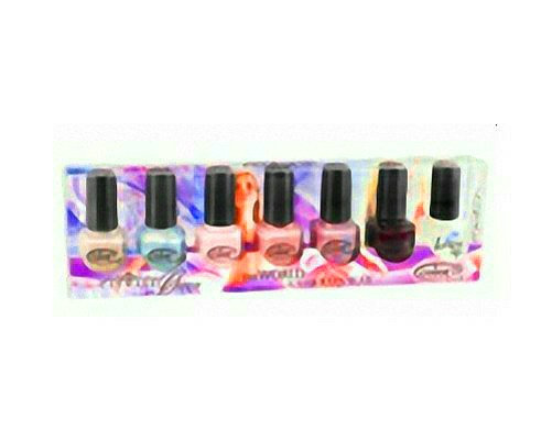 Catwalk Queen 7-pcs Collection by Color Club
