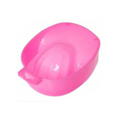 Pink Manicure Soaking Bowl