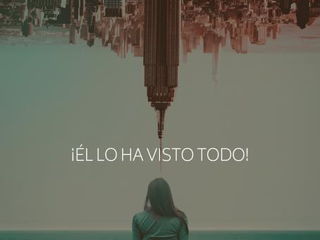 ¡EL LO HA VISTO TODO!