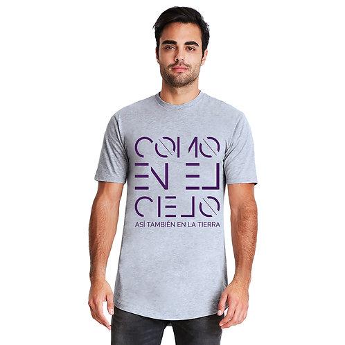 """Camiseta  """"Como en el Cielo, Así también en la Tierra"""" - Edición Limitad"""