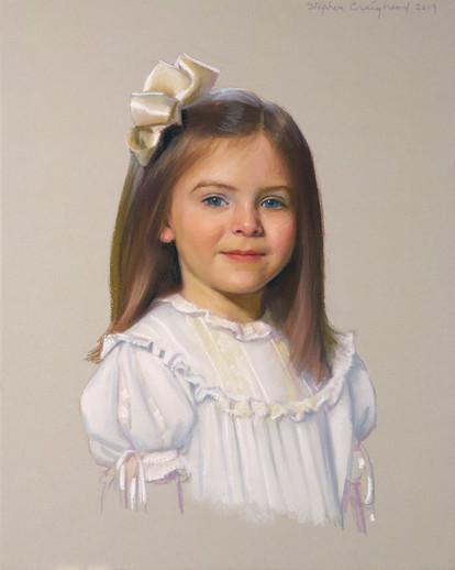 Portrait of Annie