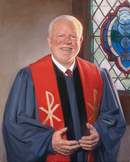 Reverend Charles Morris