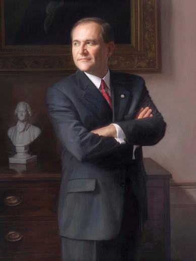 Governor James Gilmore