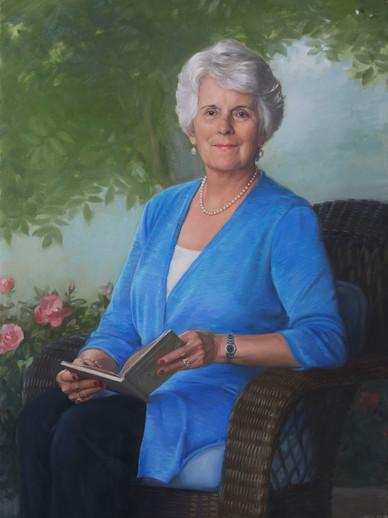 Portrait of Mrs. Winn