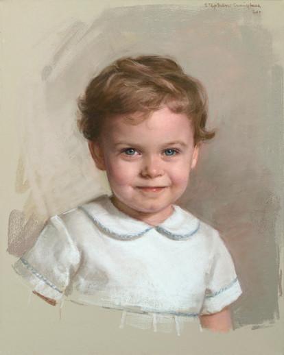 Portrait of Sawyer