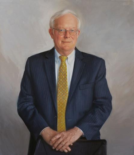 Chancellor John Noble