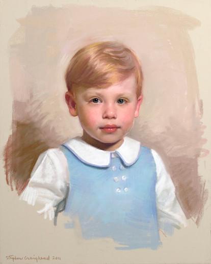 Portrait of Lawton
