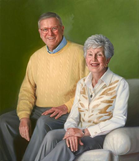 Jim and Jane Kaplan, Donors