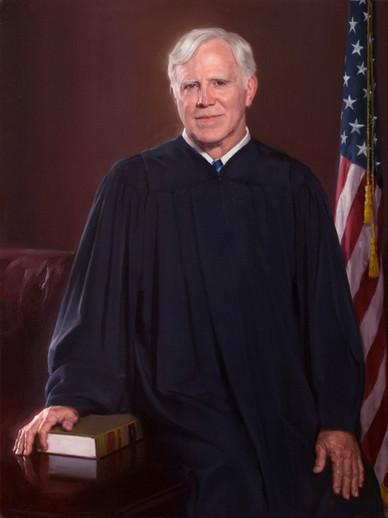 Justice Richard Voorhees