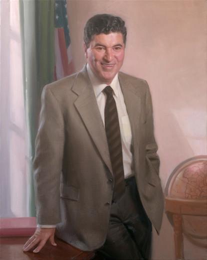 Dr Elias Zerhouni