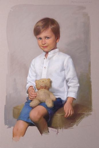 Portrait of Walker