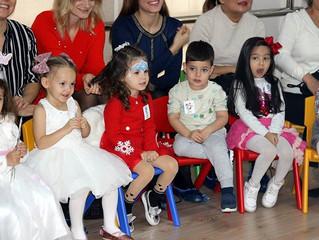 Новогодние утренники в Лукоморье (дошкольники)