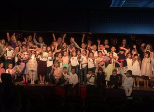 Представители Российского Центра Науки и Культуры в Анкаре посетили итоговый концерт школьного отдел