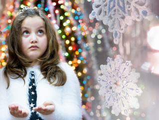 Новый год у дошкольников (время проведения ёлки 13:30)