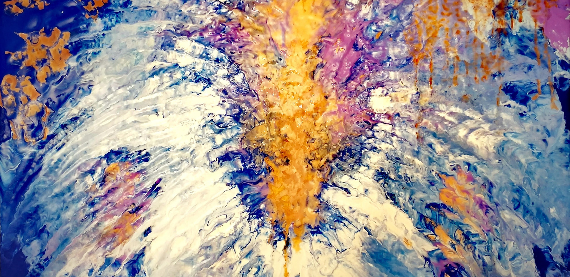 Matrix erupting