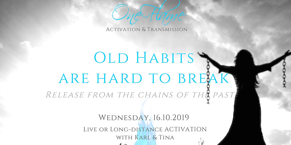 Old habits are hard to break - RELEASE