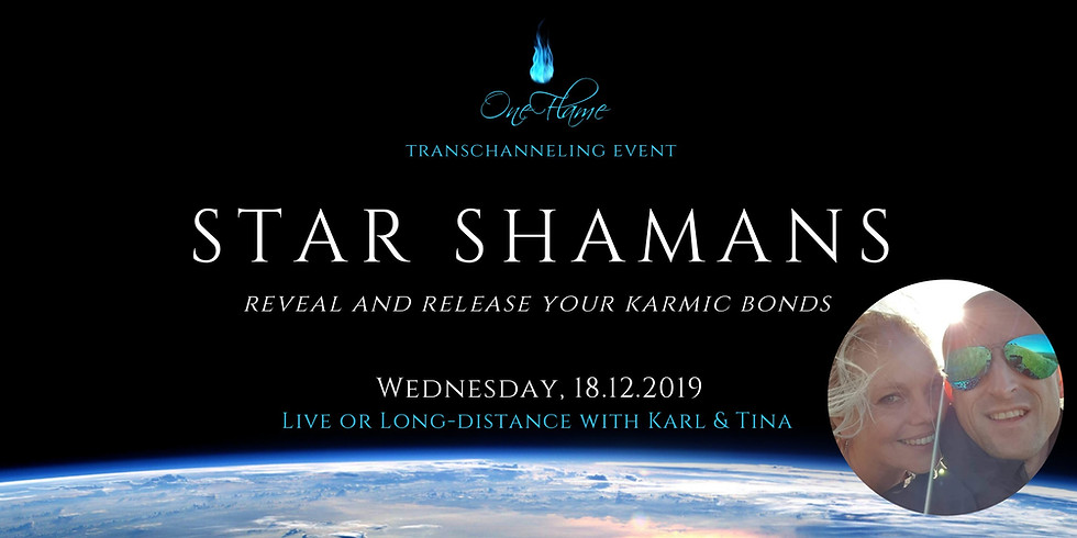A conversation with the STAR SHAMANAS
